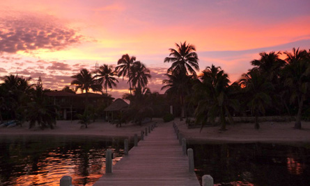 The Caye Absolute Belize