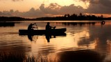 Belize-Sunset-Kayak-canoe