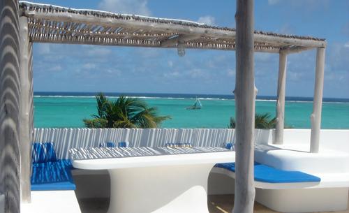 Azul Rooftop on Ambergris Caye