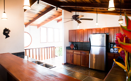 Ambergris-Cayes-Resort-Solaria-balcony-Kitchen