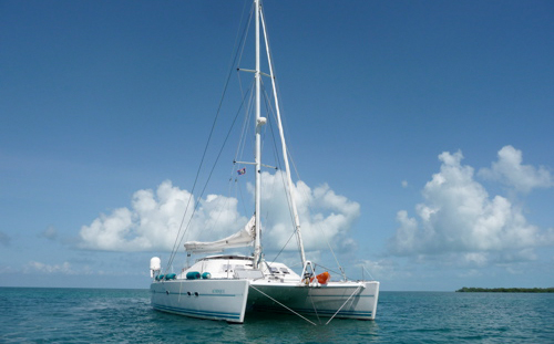 luxury-sailing-belize