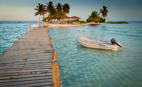Honeymoon Belize