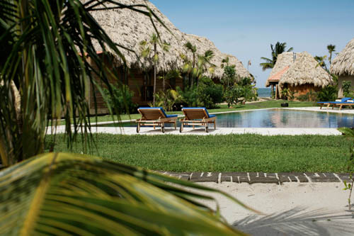 southern-belize-turtle-inn-resort-pool