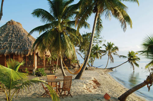 southern-belize-turtle-inn-resort-beach