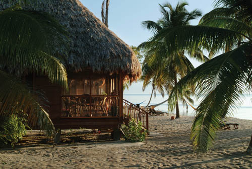 southern-belize-resort-beach