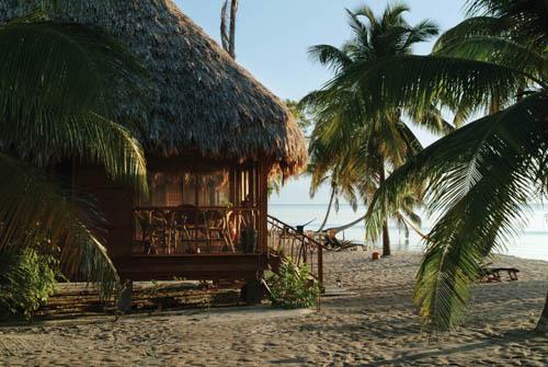 southern-belize-resort-beach