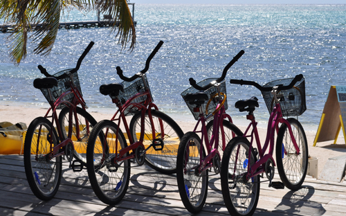 cayes-azul-resort-cycling