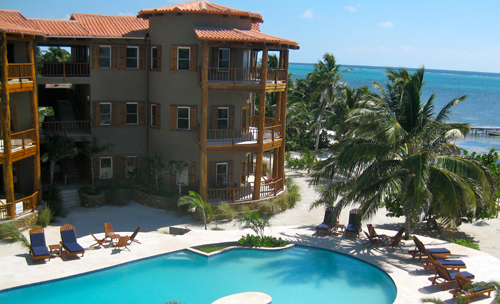 Belize-cayes-Indigo-Resort-pool