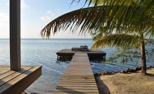 Cayo Espanto, Absolute Belize