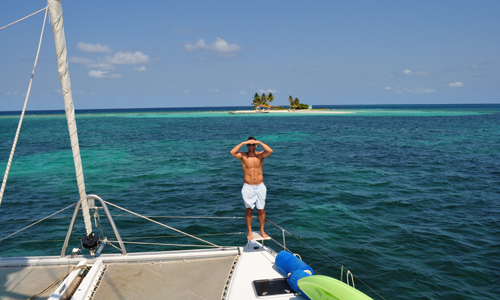 Belize Sailing Vacations, Absolute Belize