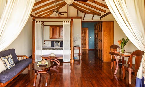 southern-belize-hopkins-bay-resort-Bedroom-Beach-Loft