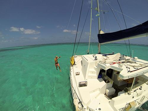 Boat fun