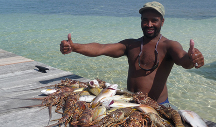 lobster_catch_cook_absolute_belize_vacation