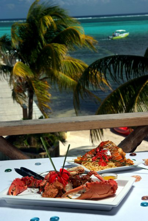 portofino_lobster_belize_view_beach_absolute_Belize