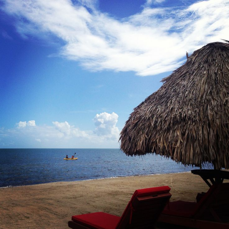 kayak-afternoon_hopkinsbay_belize_best_places_to_stay_vacation_absolute_belize_hotels