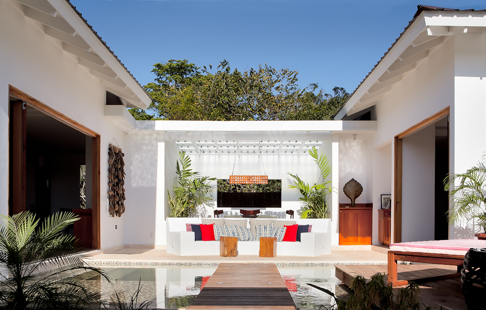 2-Bedroom Private Pool Villa - Living View