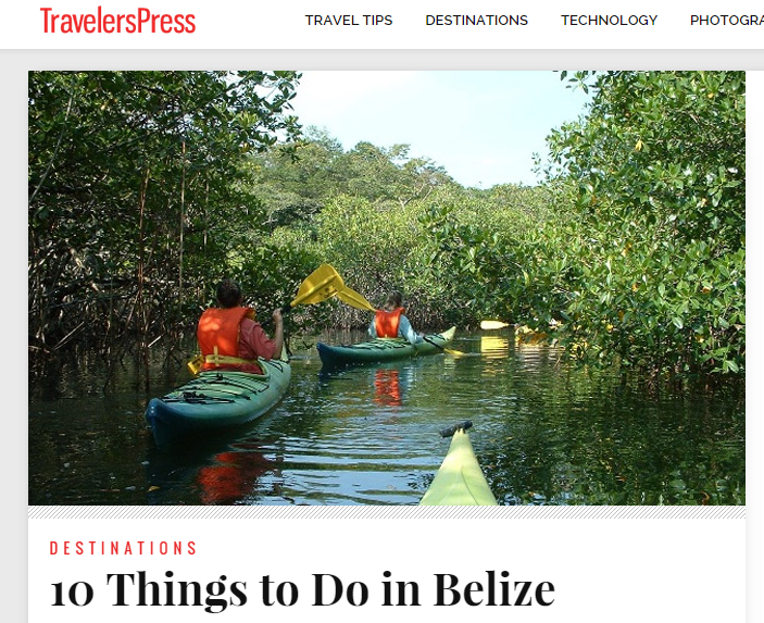 belize to do